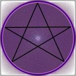 Pentagram Swirl