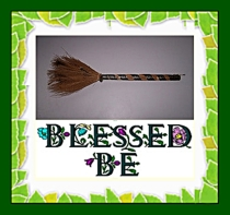 blessed be broom