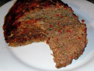 Gluten-free Meatloaf (Picture by NanLT)