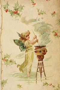 Fairy magic By none listed, authors were John Strange Winter, Frances E. Crompton and Mrs. Molesworth [Public domain], via Wikimedia Commons