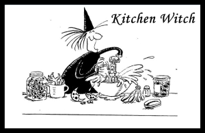 kitchen witch wednesday