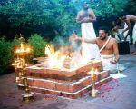 Hindu Yajna ceremony