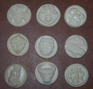 animal amulets