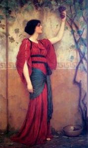 Modron as Goddess of the Harvest