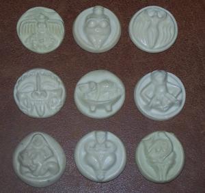 goddess amulets