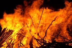 Bonfire (Creative Commons License)