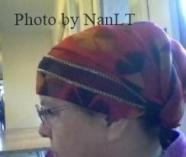 Pagan headcovering